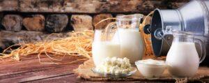 Benefits of milk for children
