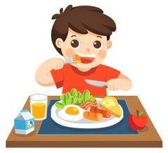 Best natural appetizer for children