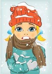 Hypothermia in children