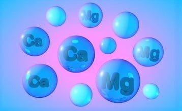 Magnesium deficiency in children