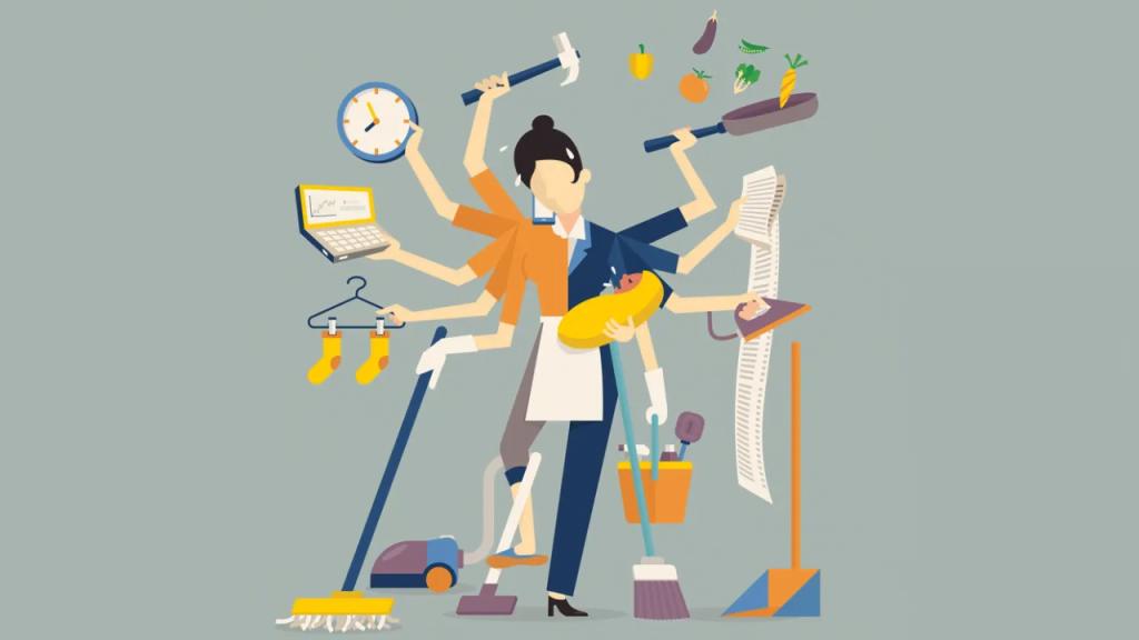 Tips for an Overwhelmed Working Mom to Feel Better